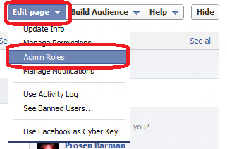 How To Make Someone Admin, Content Creator,Moderator,Advertiser Or Insights  Analyst Of Your Facebook Page | infoinns